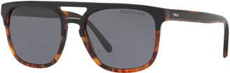 Polo Ralph Lauren Polarized Sunglasses, PH4125