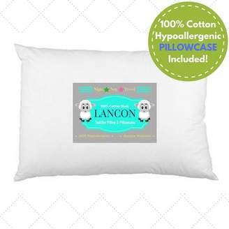 LanconKids Toddler Pillow