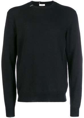 Mauro Grifoni stitch detail jumper