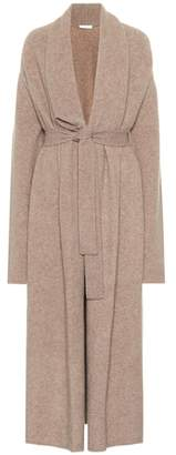 The Row Gioli cashmere-blend cardigan