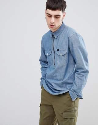 Lee Half Zip Shirt