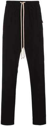 Rick Owens Loose fit drawstring trousers