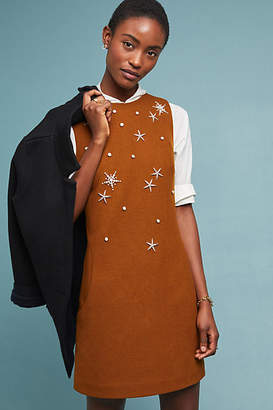 Mignon Doo Starry Shift Dress