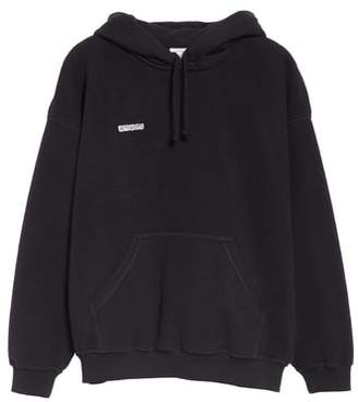 Vetements Inside-Out Hoodie
