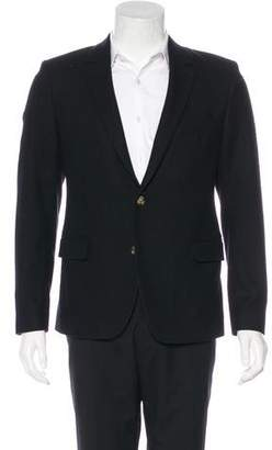 Ami Alexandre Mattiussi Wool Two-Button Blazer