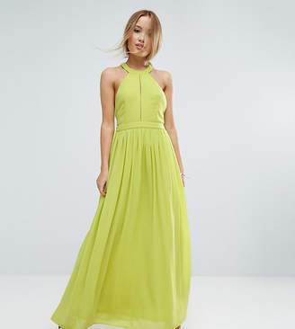 True Decadence Td By Petite Plunge Front Maxi Dress