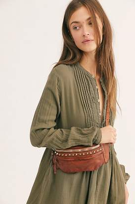 Campomaggi Marbella Studded Leather Belt Bag