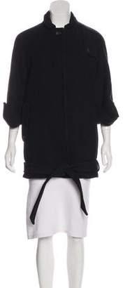 3.1 Phillip Lim Short Wool Coat