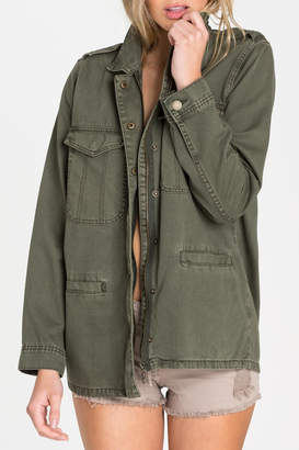 Billabong Military Jacket