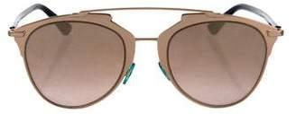 Christian Dior So Real 1 Reflective Sunglasses