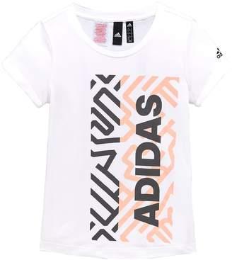 adidas Girls Id Graphic Tee