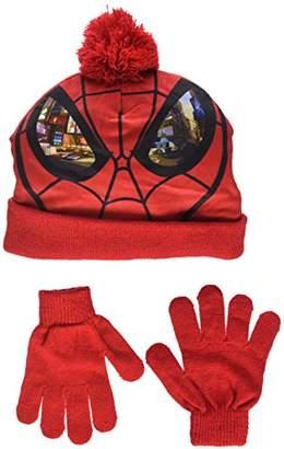e5973dafce Spiderman DC Comics Boy s Eyes Scarf