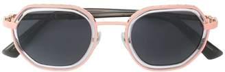 Diesel square frame sunglasses