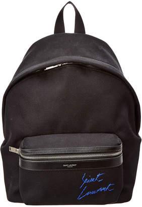 8c6afcd1 Saint Laurent Black Women's Backpacks - ShopStyle