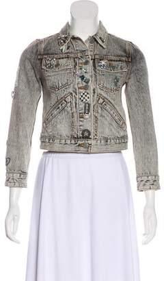 Marc Jacobs Paradise Denim Jacket