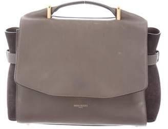 Nina Ricci Smooth Leather Satchel