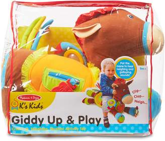 Melissa & Doug 'Giddy Up & Play' Activity Horse