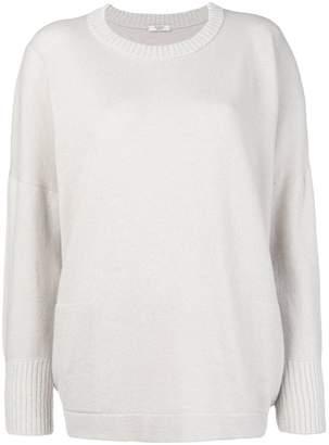 Peserico drop shoulder sweater