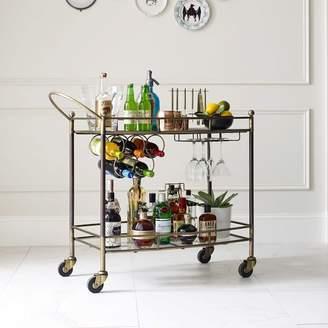 west elm Aster Bar Cart