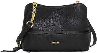 Calvin Klein Marie Chain Crossbody Bag H8AEA7ZE_BGD