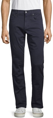 Joe's Jeans Slim-Fit French Terry Jeans