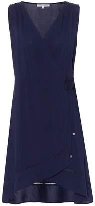 Heidi Klein Anacapri voile wrap dress
