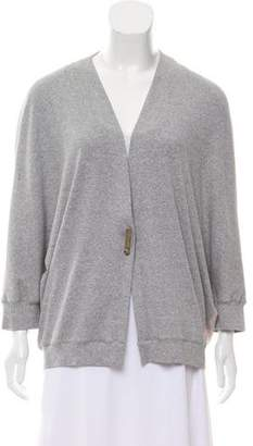 Fabiana Filippi Silk-Blend Knit Cardigan