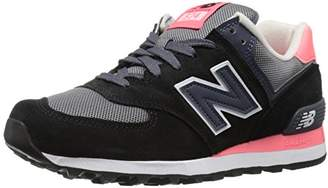 New Balance Women's WL574 CORE Plus-W Lifestyle Sneaker