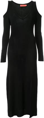 Manning Cartell cold-shoulder dress