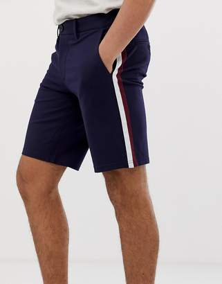 ONLY & SONS smart shorts with leg stripe