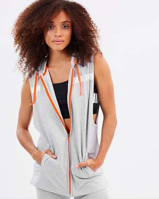 Puma Active Swagger Sleeveless Jacket