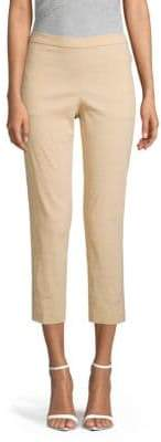 Theory Basic Pull-On Cropped Pants
