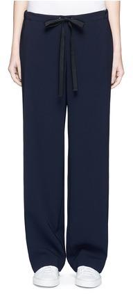 TheoryTheory 'Winszlee' crepe pyjama pants