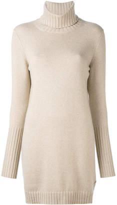 Loro Piana turtleneck knitted dress