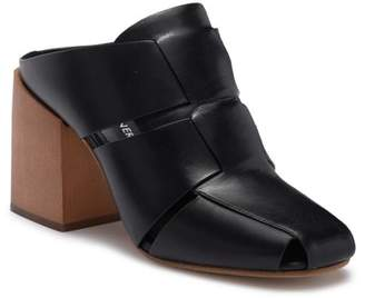 Donald J Pliner Lilia Block Heel Sandal