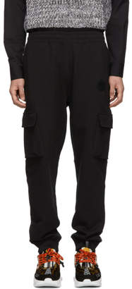 Burberry Black M Justley Cargo Lounge Pants