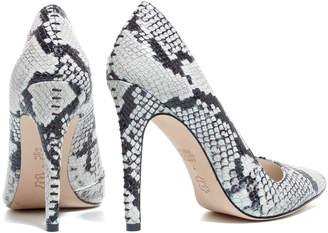 f730928ea1c Snakeskin Heels - ShopStyle