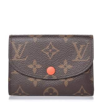 Louis Vuitton Coin Purse Rosalie Monogram Sunrise