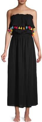 Bleu Rod Beattie Strapless Maxi Dress