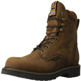 Justin Original Work Boots Men's Jmax Waterproof Work Boot