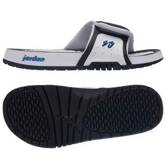 0847805fc6b7 Jordan Nike Men s Hydro X Retro White Royal Black Sandal 8 Men US