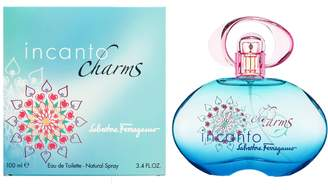 Salvatore Ferragamo Incanto Charms by for Women Eau De toilette Spray