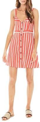 Faithfull The Brand Le Petite Linen Dress