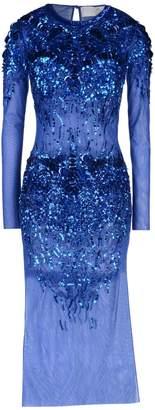 Elisabetta Franchi GOLD 3/4 length dresses