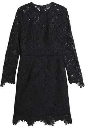 Nicholas Scalloped Guipure Lace Dress