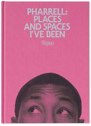 Pharrell Publications Places & Spaces I've Been - Pink Cover