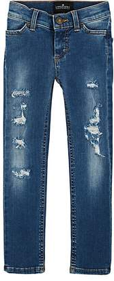 Little Remix Kids' Blue Moon Distressed Jeans