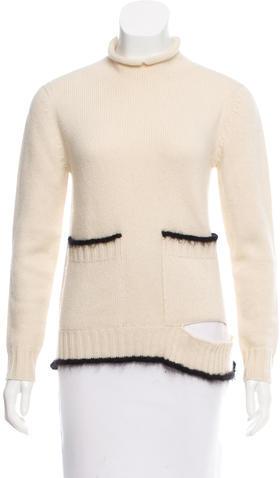CelineCéline Cashmere & Mohair Sweater