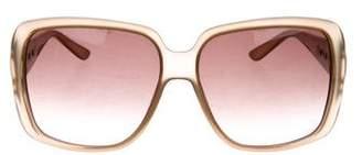 Gucci Horsebit Square Sunglasses