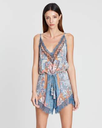 236f261a7a Lace Playsuit - ShopStyle Australia